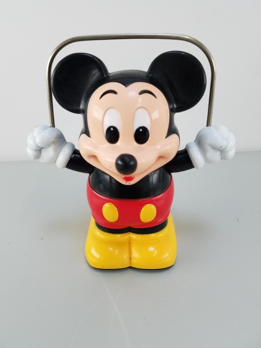 昭和レトロ】ディズニー ミッキーマウス おも - ヤフオク!