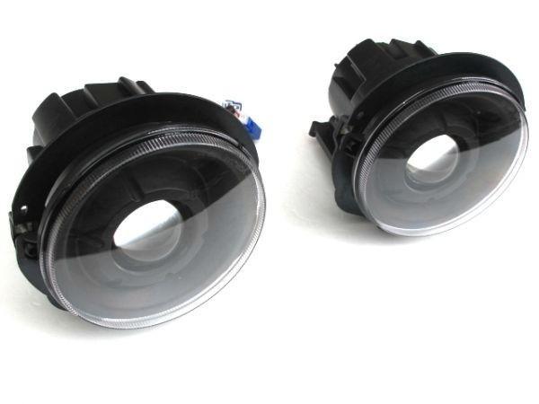 ●メルセデス・ベンツ W463 ML用 2007~後期ルックインナーブラックプロジェクターライトセット/ML350/ML500/ML55/ML63/ML550/ヘッドライト_画像1