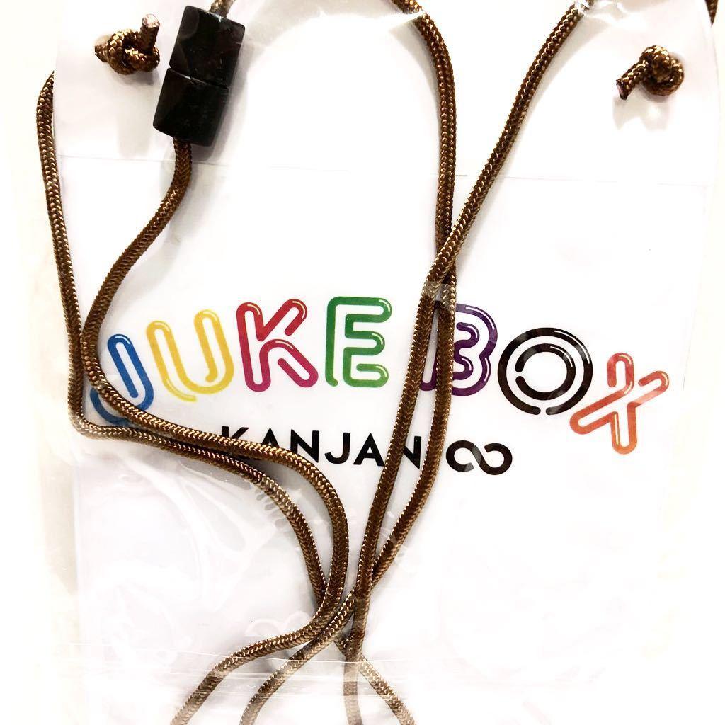 ■ 関ジャニ∞ JUKE BOXチケットホルダー 「JUKE BOXくじ」 A賞_画像4