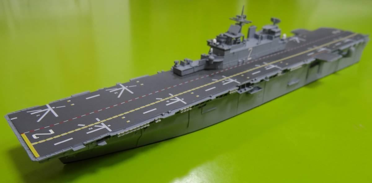 1/1250 USS WASP LHD-2 Essex ア...