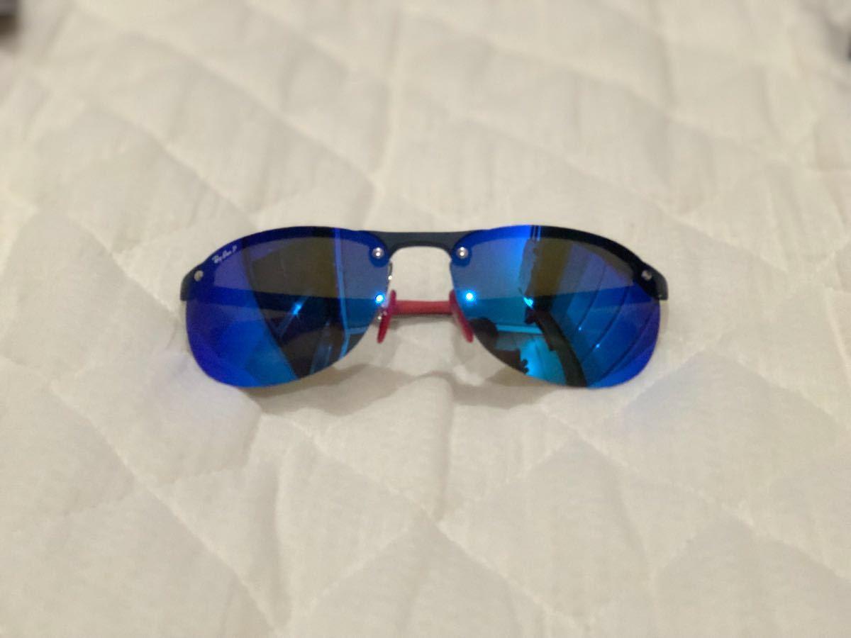 8feab092a6 RayBan sunglasses polarized light RB4302-M F606 HO 62 17 140 3P ...