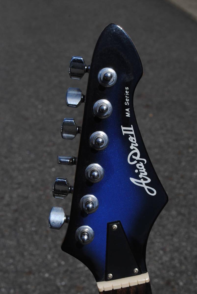 ARIA Pro II MA Series エレキギター _画像2