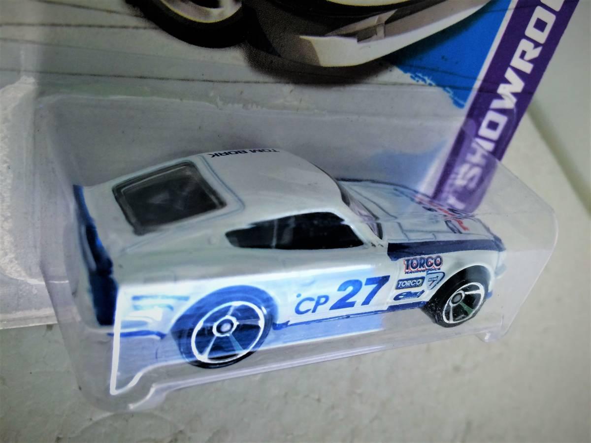 ホットウィール ビンテージ 絶版品 激レア ダットサン 240Z S30 フェアレディ― Z  SCCA 仕様 当時物 新品 未開封 日本未入荷_画像4