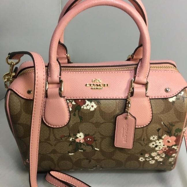 2018 Spring Summer New Work Coach Bag Cross Body 2way Handbag c1cf206d73b96