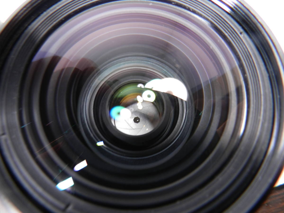 動作品!!/NIKON ニコン/F3 ボディ/レンズ ZOOM NIKKOR 28-85mm f3.5-4.5 Ai-S/MF 一眼レフカメラ/プリズム綺麗/取説付属!!/管C831_画像6