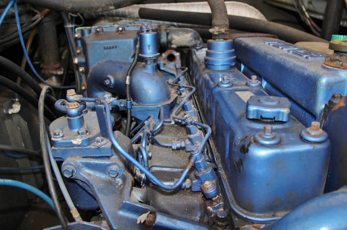 ヤンマー DE43F(あらしお) エンジンはいすゞUM6SD1TC搭載 平成8年進水_画像10