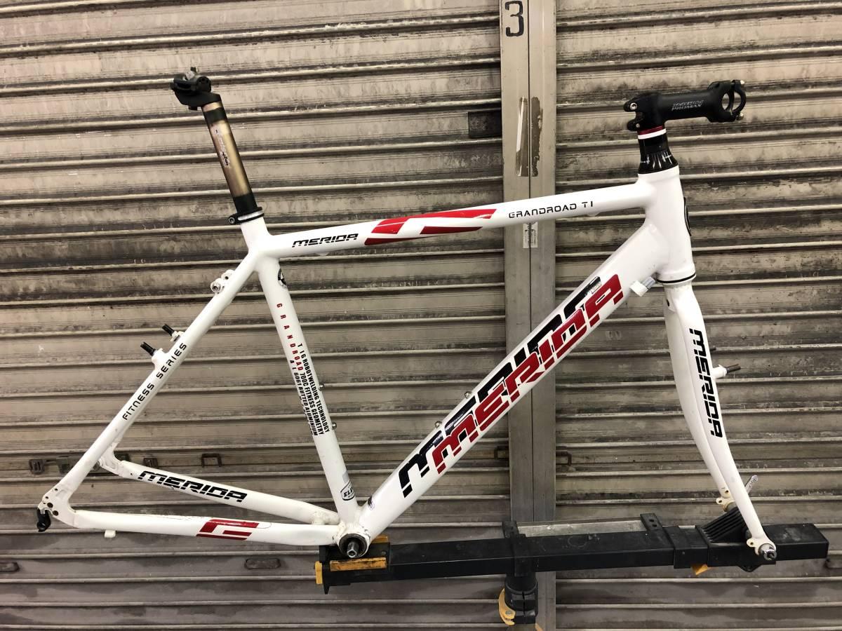 MERIDA メリダ GRANDROAD T1 700c クロスバイク アルミフレーム