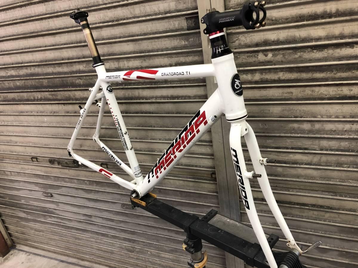 MERIDA メリダ GRANDROAD T1 700c クロスバイク アルミフレーム _画像2