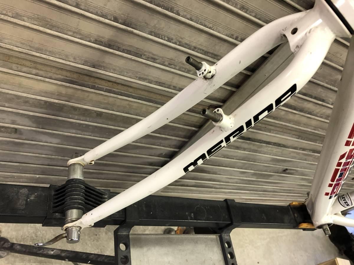 MERIDA メリダ GRANDROAD T1 700c クロスバイク アルミフレーム _画像5