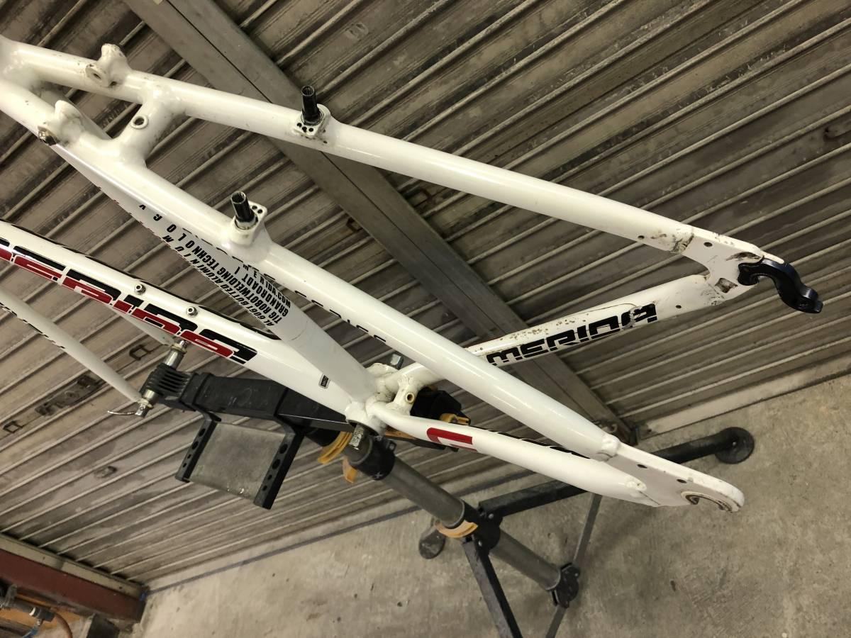 MERIDA メリダ GRANDROAD T1 700c クロスバイク アルミフレーム _画像6