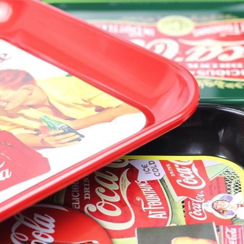 送料300円 ティントレイ コカ・コーラ COKE BK_イメージ画像