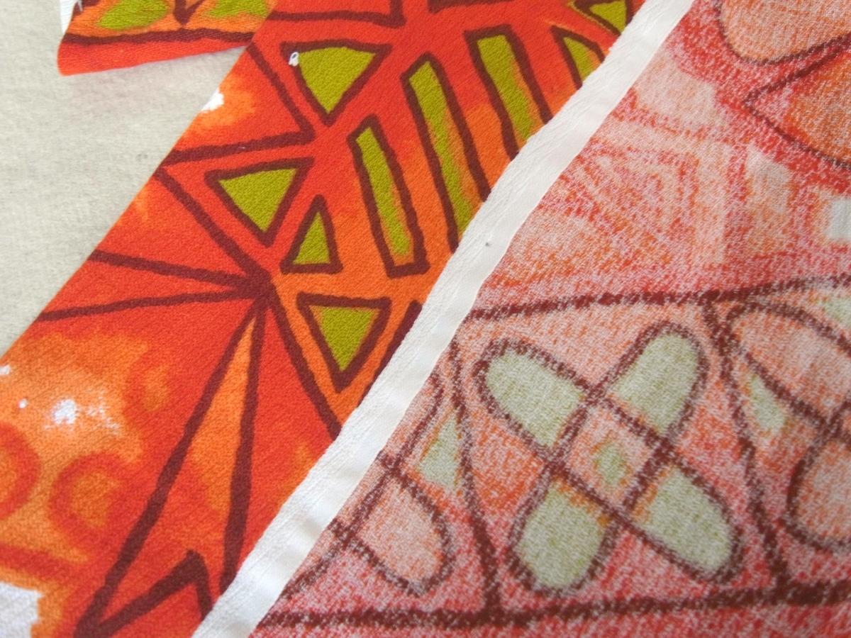 USAアメリカHawaii製 70s80sビンテージ MADE in HAWAII セルビッチ耳付 アロハシャツ★vintage ハワイアンSURF_画像5