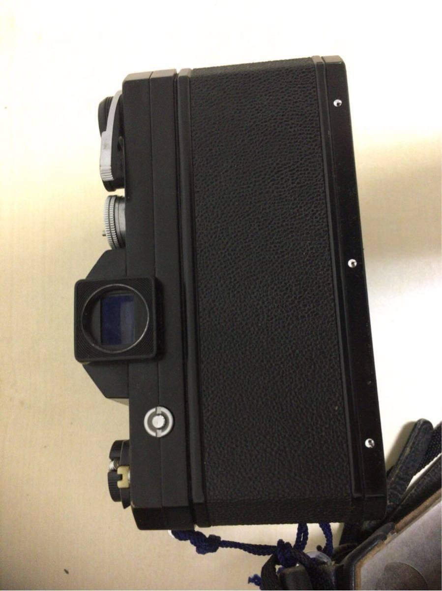 NIKON ニコン F カメラ 一眼レフ マニュアルフォーカス 1:1.4 f=50mm レンズ NIKKOR-H 1:4.5 f=300mm オートフォーカス AYO10_画像5