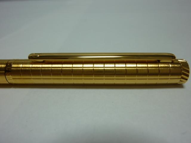 ダンヒル dunhill ニュージェムライン ボールペン NZV2212 新品同様!!_画像4