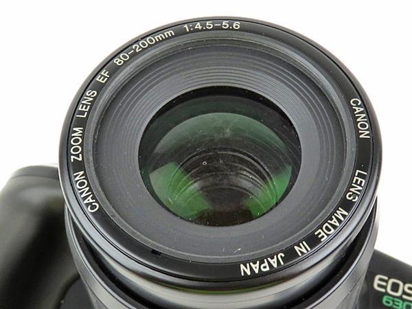 Canon(キャノン)  フィルムカメラ EOS630 現状渡し 840613AA78-208_画像3