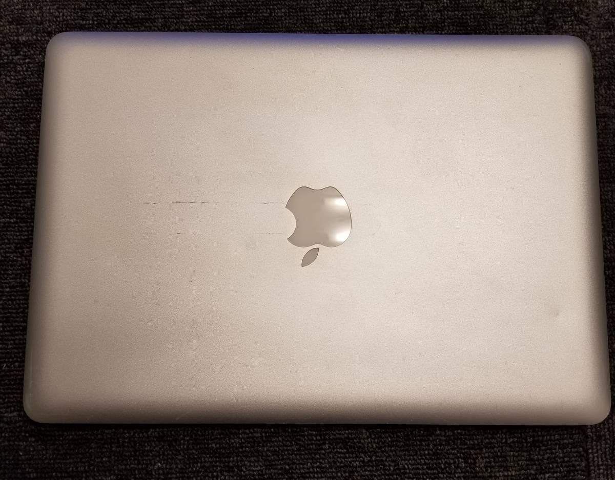【メモリ16GB,SSD240GB】MacBook Pro 13inch Late2011 (A1278 i5 16GB 240GB )_画像5