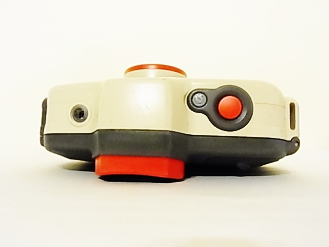 美品 動作確認済 防水フィルムカメラ Canon SURE SHOT A1 オートボーイ D5 35mmレンズシャッター式カメラ_画像4