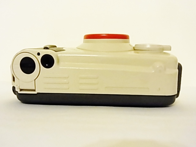 美品 動作確認済 防水フィルムカメラ Canon SURE SHOT A1 オートボーイ D5 35mmレンズシャッター式カメラ_画像5