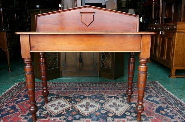 イギリスアンティーク家具 デスク アンティークデスク ビクトリアン/デスク 机 テーブル 英国製 s33a_画像4