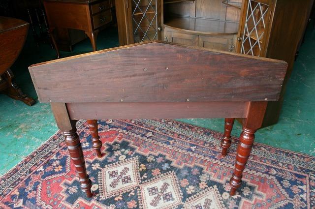 イギリスアンティーク家具 デスク アンティークデスク ビクトリアン/デスク 机 テーブル 英国製 s33a_画像8