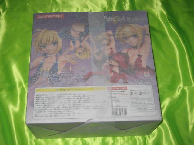 未開封 アルファマックス Fate/EXTELLA ネロ・クラウディウス&アルトリア・ペンドラゴン_画像7