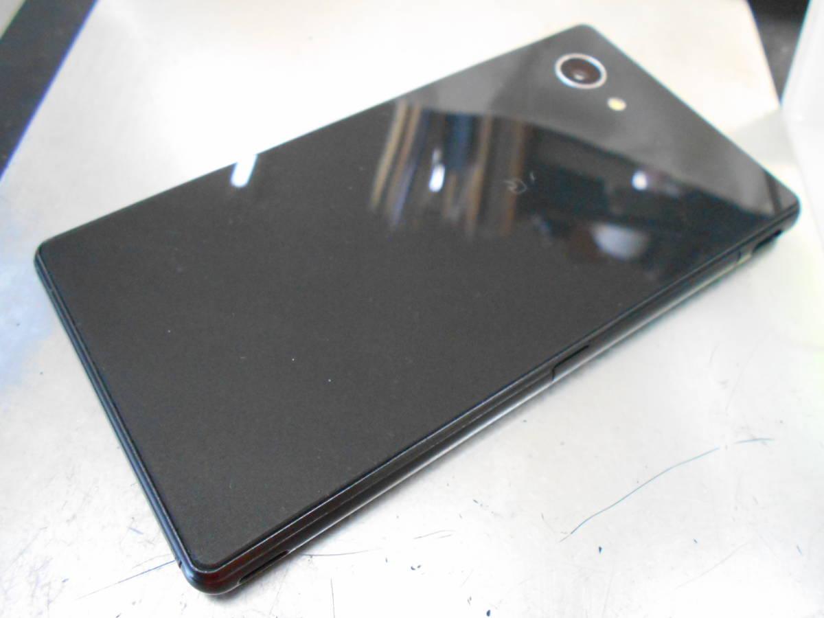 SoftBank ソフトバンク Sharp シャープ 503SH アクオスAQUOS Xx2 mini ブラック 判定◯ 中古スマホ 傷擦れ等有_画像5