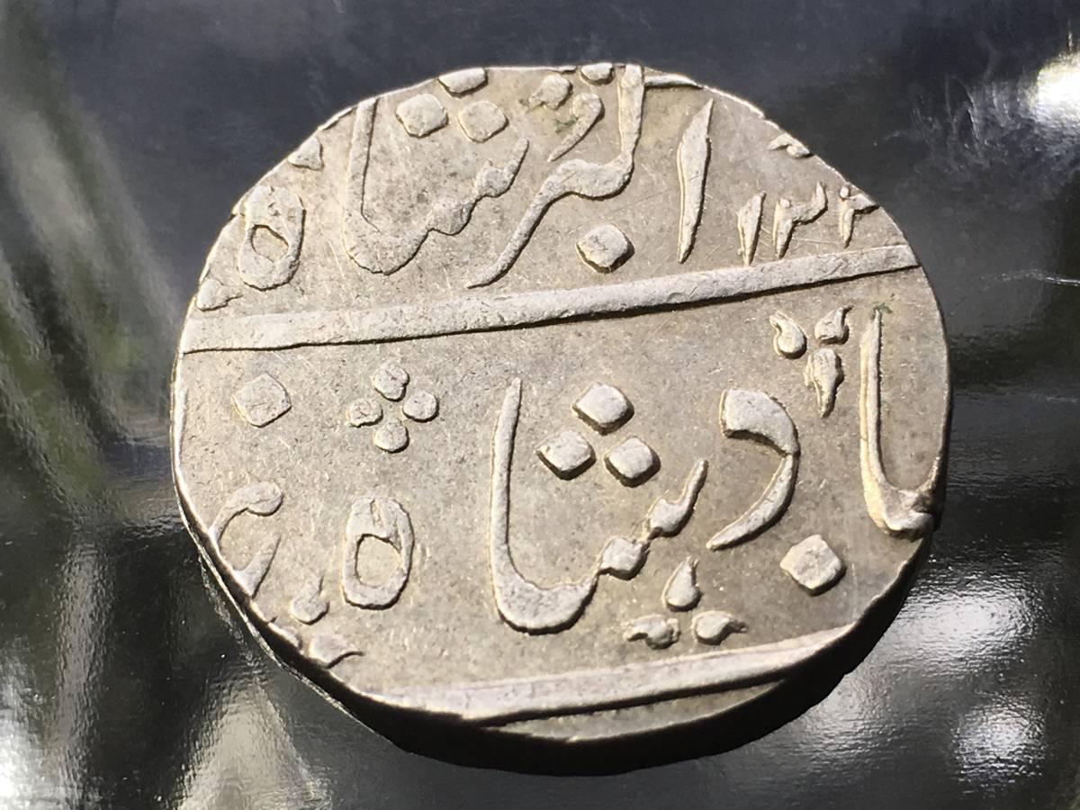 EX-レア インド シルバーコイン ...