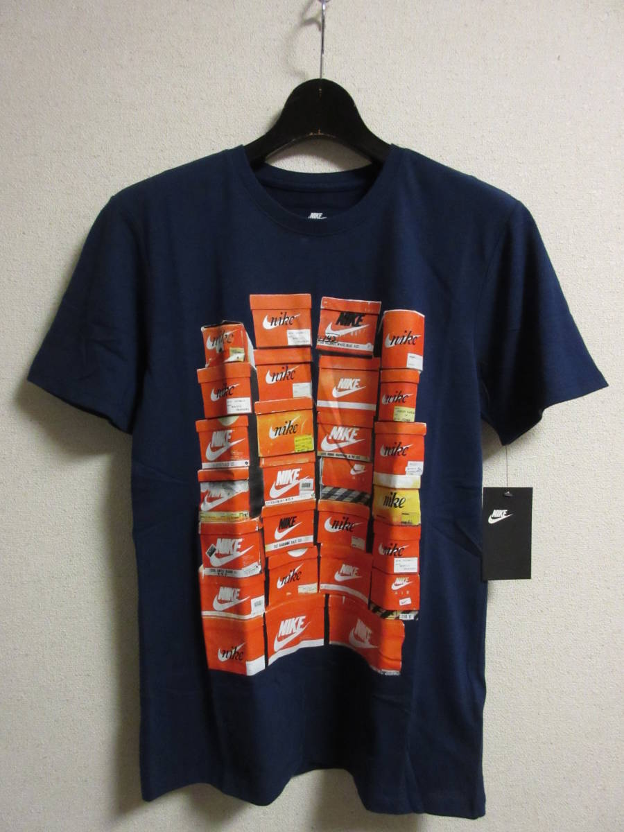 Tee New Shirt GoodsNike Vintage Shoe Box T YDWH29EeI