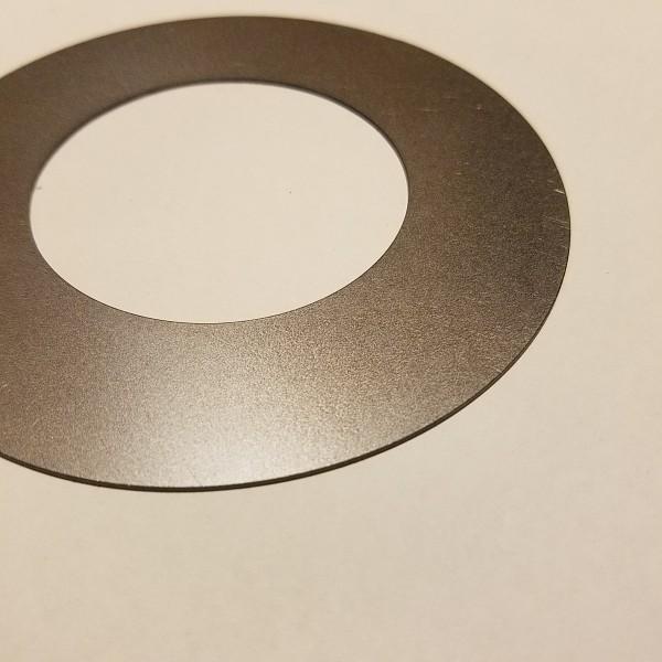 ユンボ バケット廻り 端隙間調整シム ピン径60ミリ用 厚み1ミリ コマツ KOMATSU PC100-6 PC120-6 PC128US-2 PC128UU      _画像3