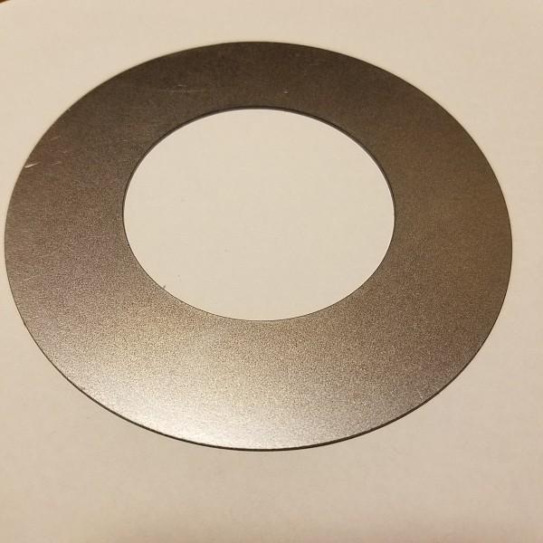 ユンボ バケット廻り 端隙間調整シム ピン径60ミリ用 厚み1ミリ コマツ KOMATSU PC100-6 PC120-6 PC128US-2 PC128UU      _画像2