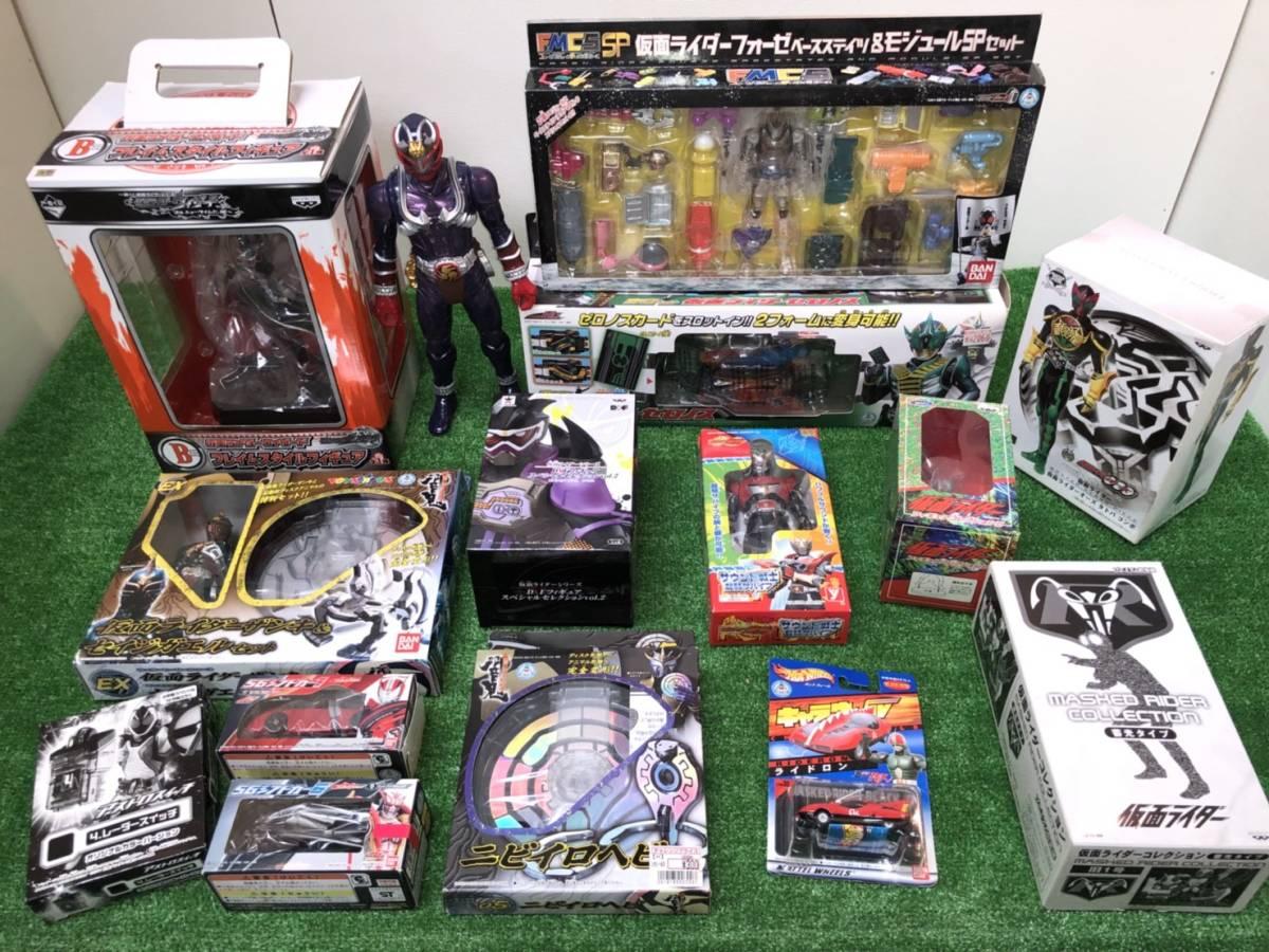 0 Kamen Rider Heisei era Showa era rider metamorphosis belt