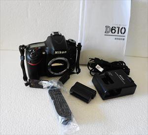 Nikon D610 ボディ