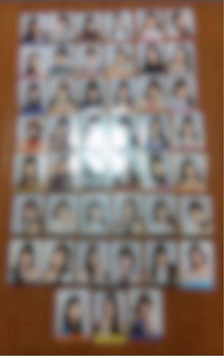 乃木坂46 生写真 まとめ 135枚 45コンプ 白石麻衣 など ダブりなし 白石 ジコチューで行こう