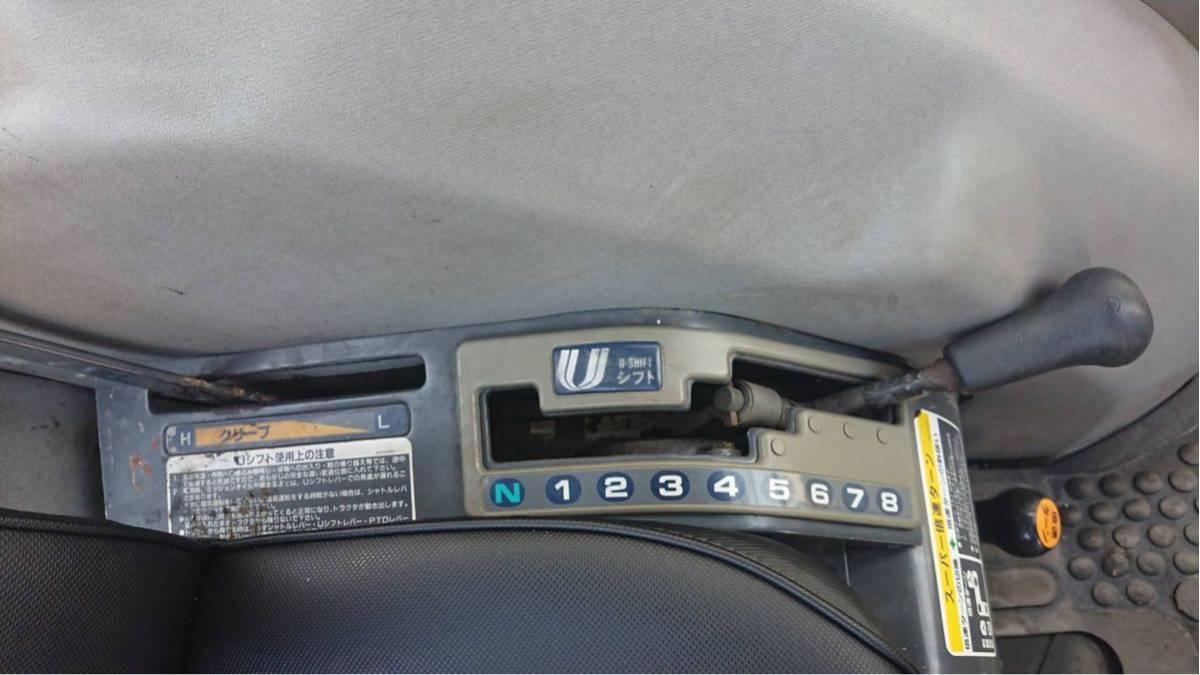 トラクター クボタ GL320 キャビン 状態良 整備済 32馬力 4WD エアコン 埼玉発_画像8