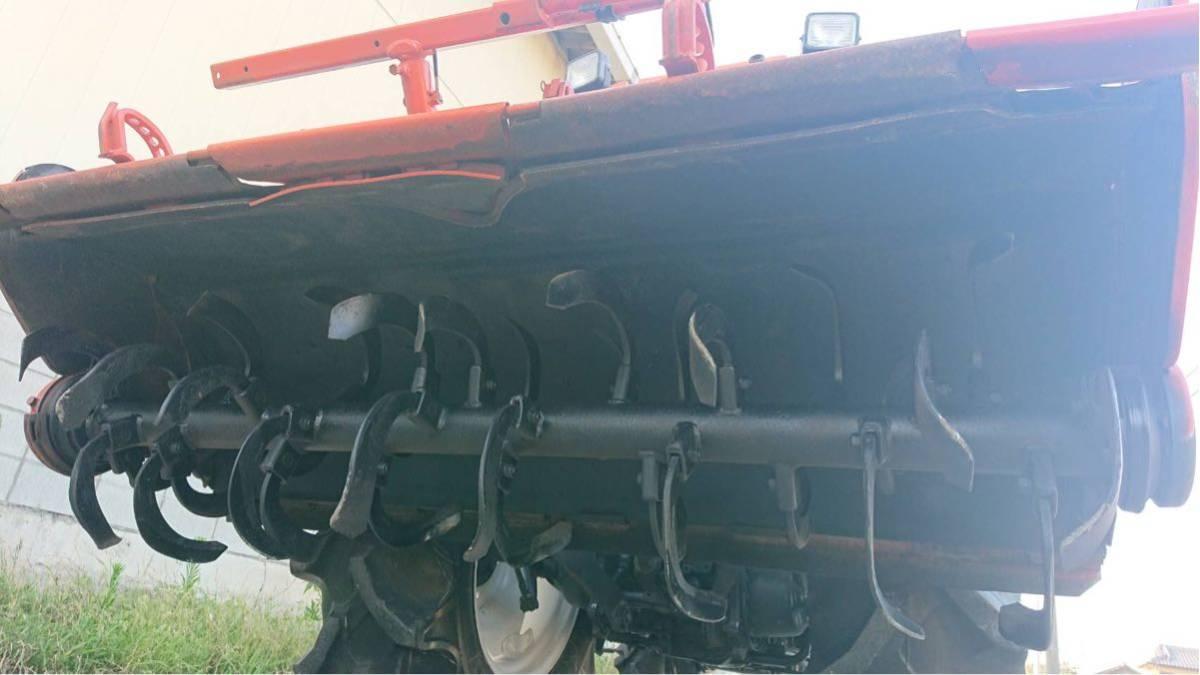 トラクター クボタ GL320 キャビン 状態良 整備済 32馬力 4WD エアコン 埼玉発_画像5