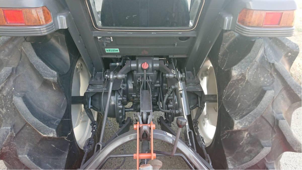 トラクター クボタ GL320 キャビン 状態良 整備済 32馬力 4WD エアコン 埼玉発_画像10
