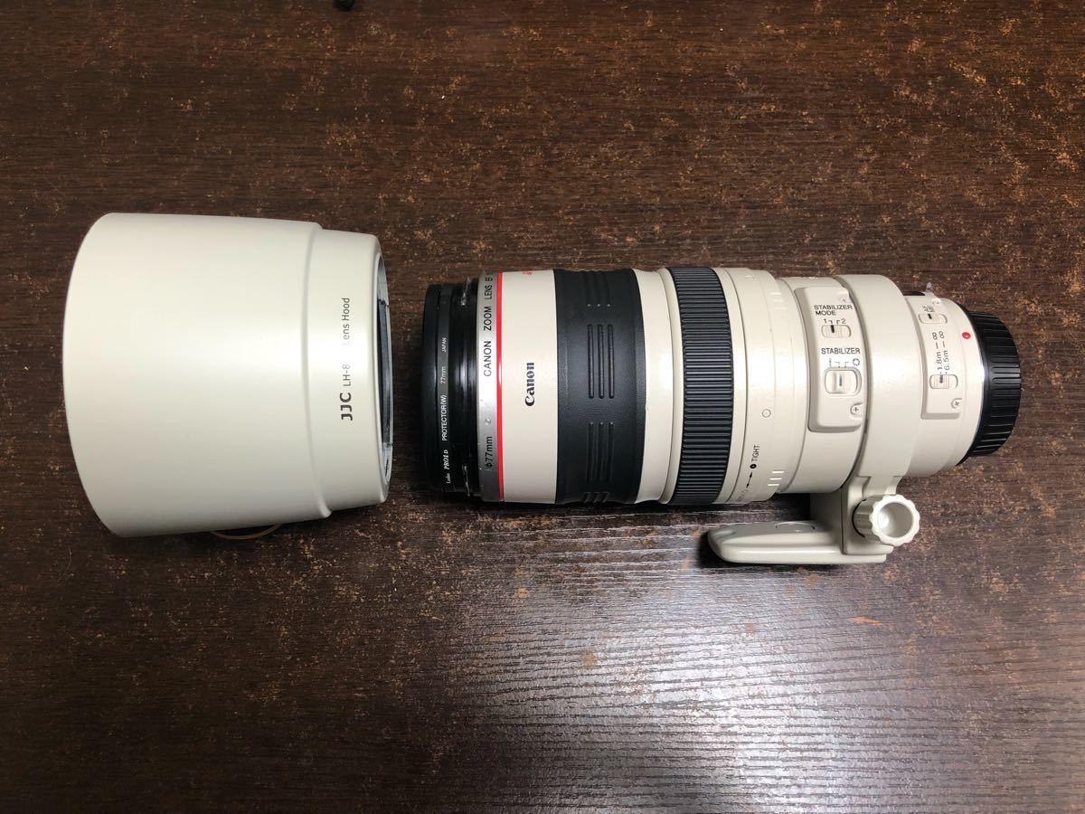 キャノンEF100-400 F4.5-5.6L USM 7月オーバホール済