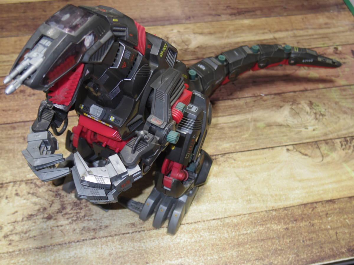 トミー プラモデル メカ生体ゾイド EPZ-006 デスザウラー (恐竜型) 欠損ありジャンク