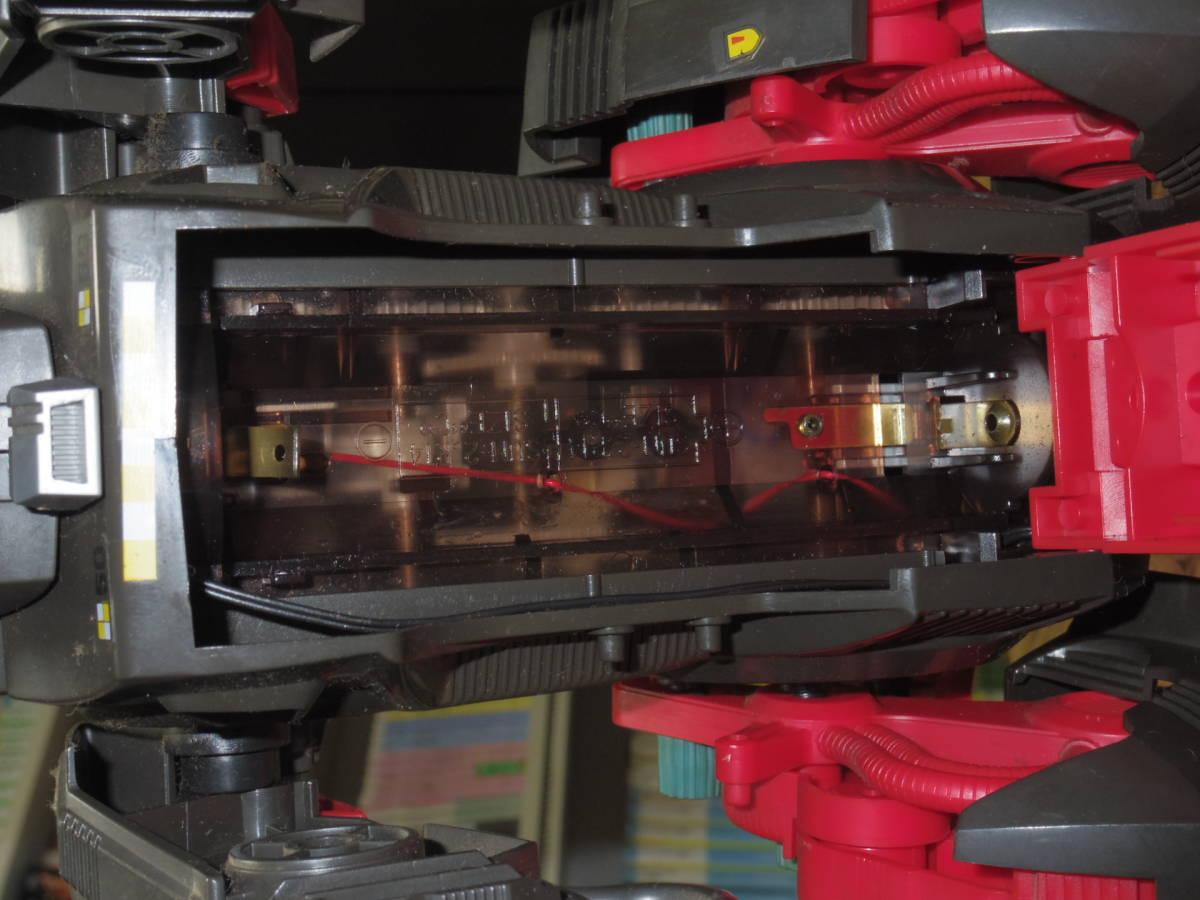 トミー プラモデル メカ生体ゾイド EPZ-006 デスザウラー (恐竜型) 欠損ありジャンク_画像5