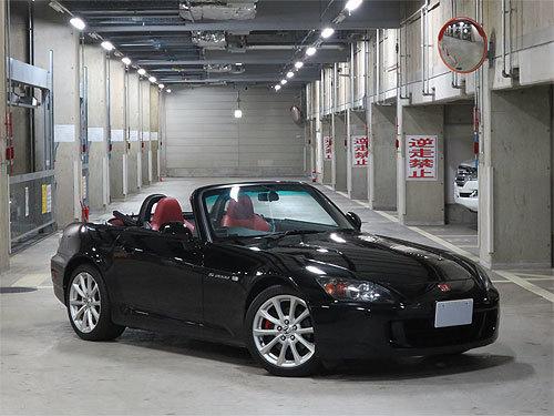 ☆車検32年8月 S2000 ベルリナブラック エンジ幌 アミューズマフラー 売り切ります☆