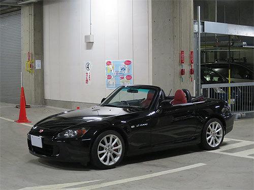 ☆車検32年8月 S2000 ベルリナブラック エンジ幌 アミューズマフラー 売り切ります☆_画像9