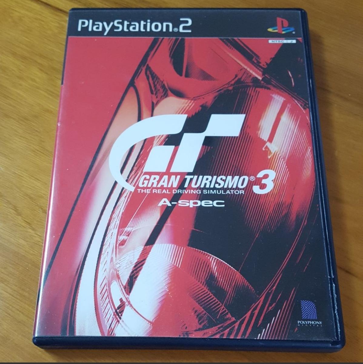 【送料込み・同梱200円引き】 中古 PS2 グランツーリスモ3 A-Spec プレイステーション2 ゲーム ゲームソフト