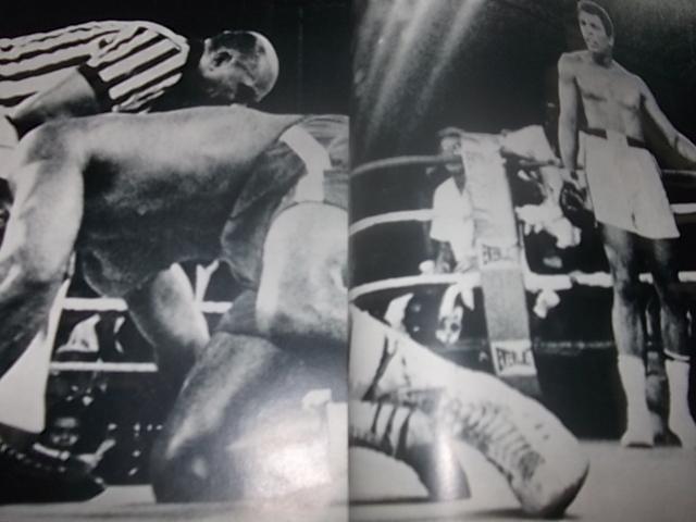 日刊スポーツ。月刊ゴング1976年6月号。マスカラス。馬場。プロレス。アリ。猪木_画像6