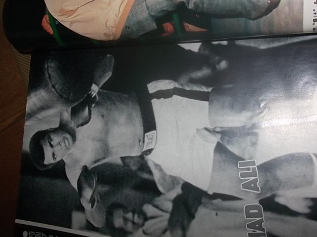日刊スポーツ。月刊ゴング1976年6月号。マスカラス。馬場。プロレス。アリ。猪木_画像5