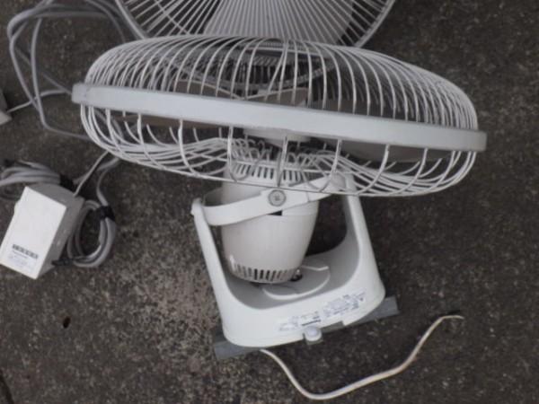 業務用 扇風機 オート扇用レギュレーター F-ZL1RW  オート扇 F-LA401 PANASONIC製 1セット_画像2