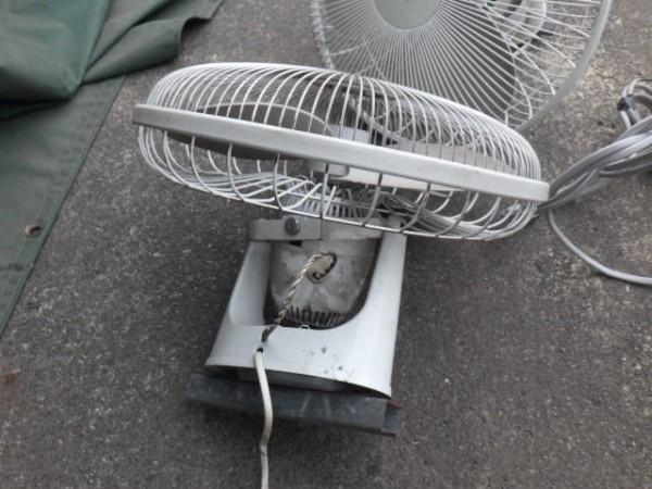 業務用 扇風機 オート扇用レギュレーター F-ZL1RW  オート扇 F-LA401 PANASONIC製 1セット_画像4