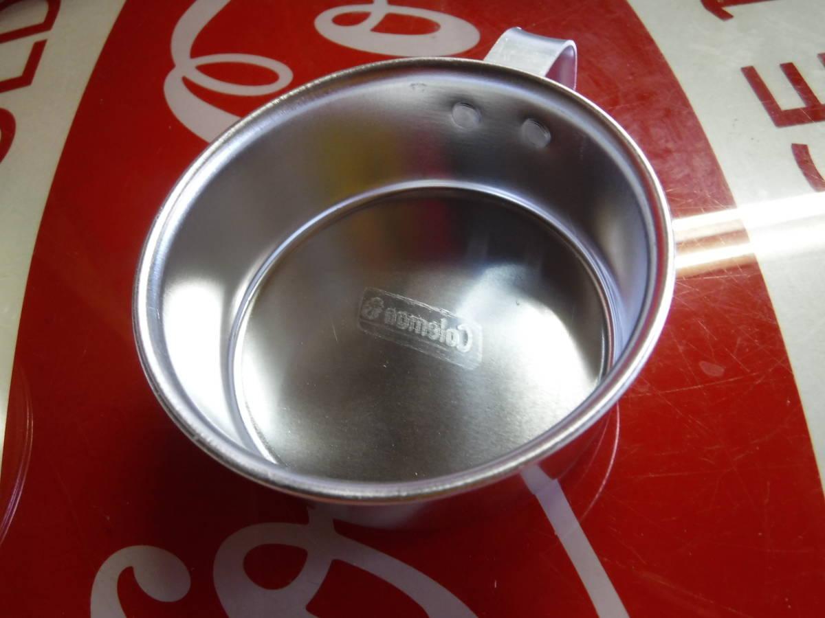 コールマン アウトドア クッカー 鍋 フライパン 5点セット 一人焼肉 一人用 山飯 まるちゃん_画像2