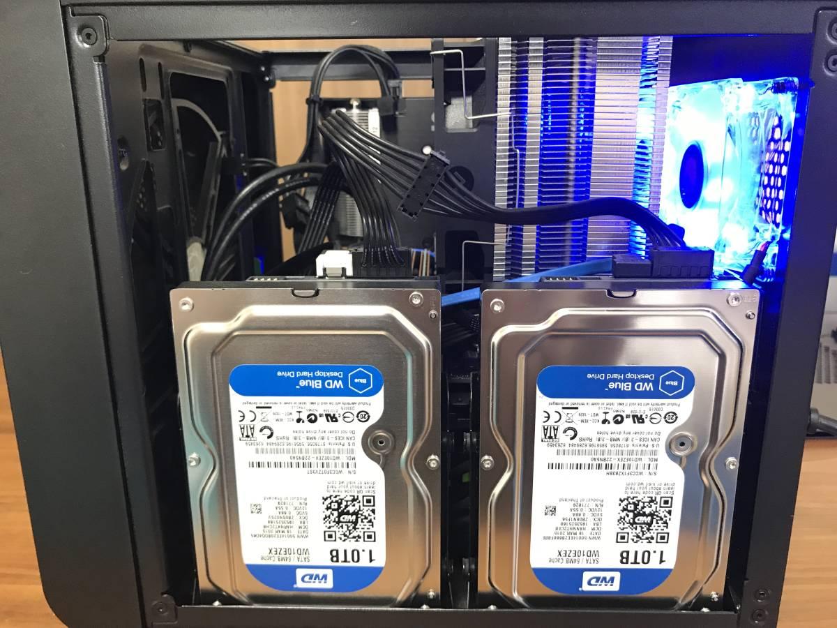 ★自作PC i5-4460/win10/GTX960/SSD120GB/HDD1T×2枚/4GB×2枚★_画像4