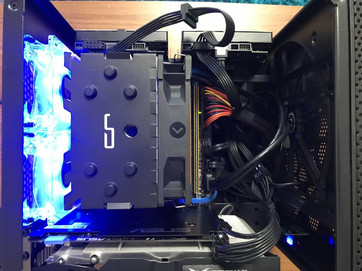 ★自作PC i5-4460/win10/GTX960/SSD120GB/HDD1T×2枚/4GB×2枚★_画像6