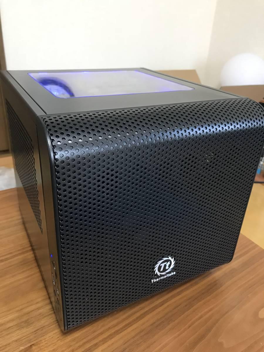 ★自作PC i5-4460/win10/GTX960/SSD120GB/HDD1T×2枚/4GB×2枚★